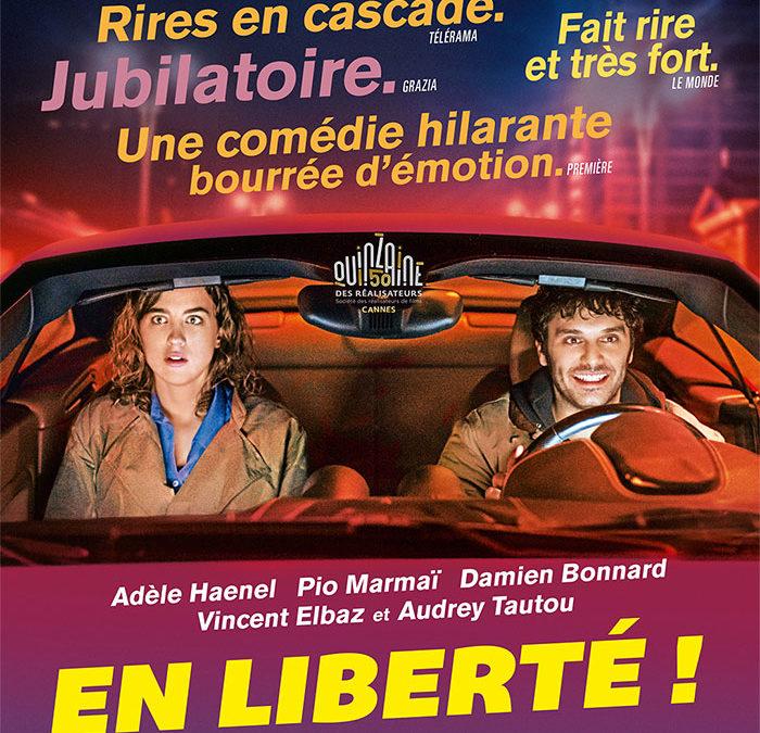 «En Liberté !», le film de Pierre Salvadori qui s'affranchit des codes