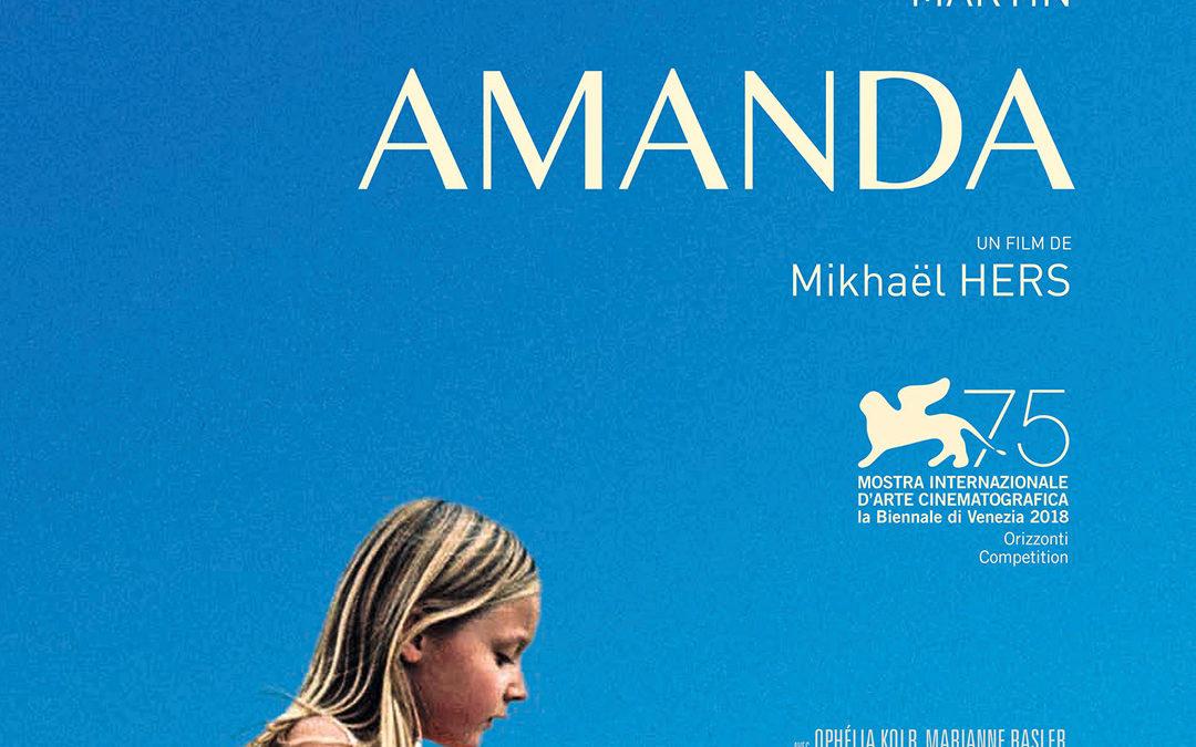 Affiche du film Amanda de Hers