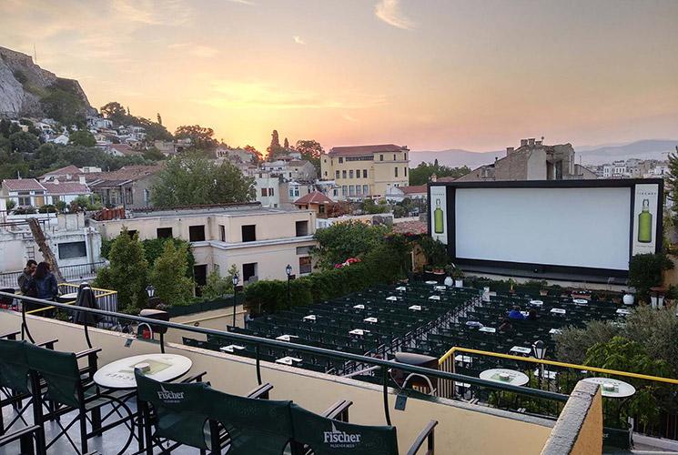 L'été athénien – 7 cinémas de plein air : petite revue subjective