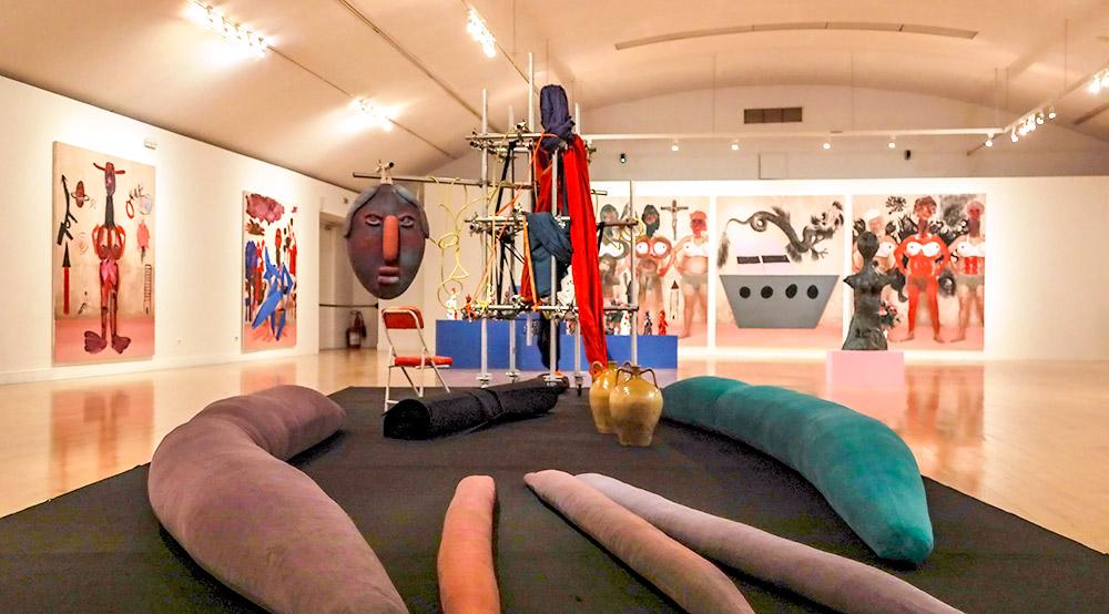 Jannis Varelas au Musée Benaki : la mutation vous contemple
