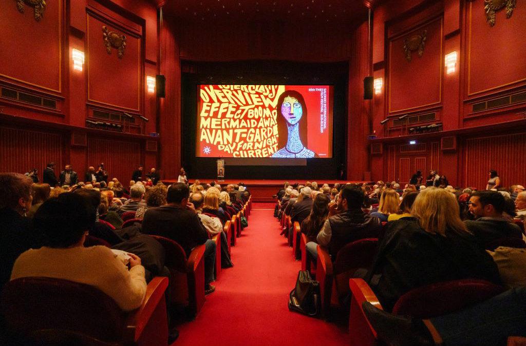 Le Festival International du Film de Thessalonique fête ses 60 ans !
